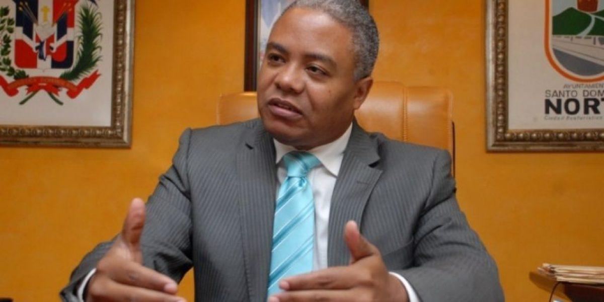 Alcalde de Santo Domingo Norte en huelga de hambre por resultados elecciones