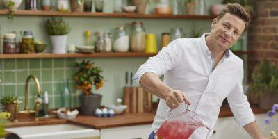 Jamie Oliver prepara para hoy una revolución alimentaria