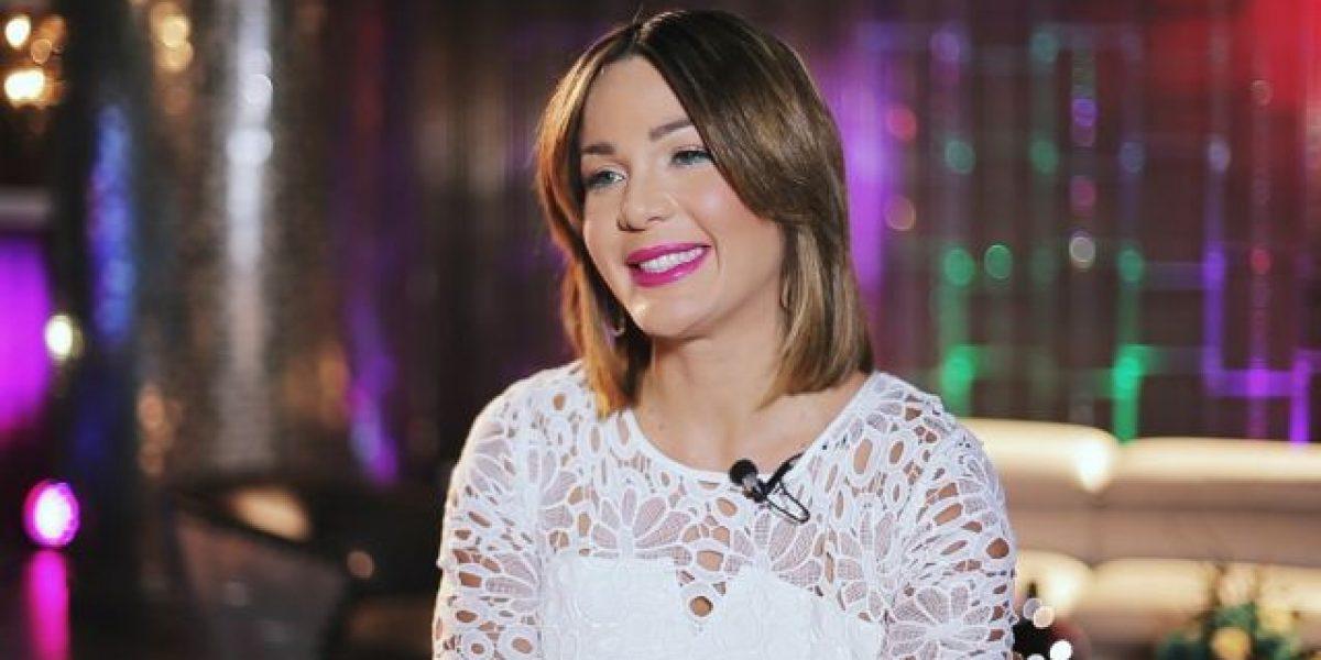 Luz García,  ahora los domingos a las  9:00 de la noche por Antena Latina