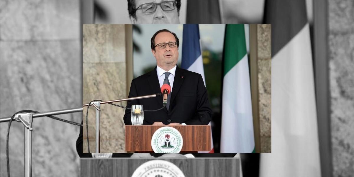 Presidente de Francia no descarta que sea terrorismo