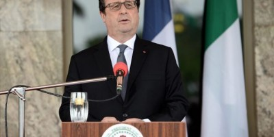Presidente de Francia no descarta que sea terrorismo