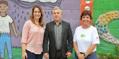 Séptimo mural de Ciudad Reciclada
