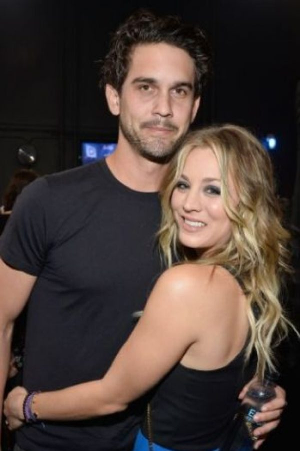 Así lucía Kaley Couco a lado de Ryan Sweeting en enero de 2014. Foto: Getty Images