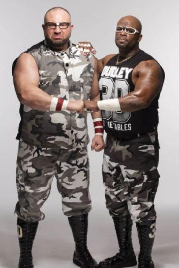 The Dudley Boyz Foto:WWE