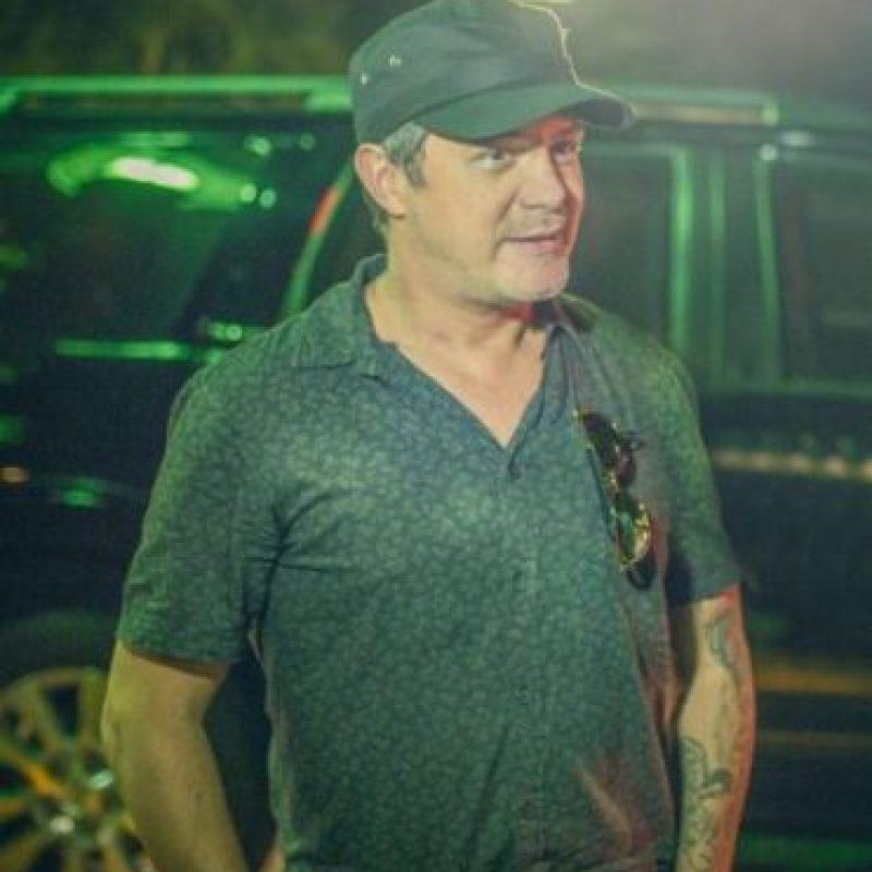 Alejandro Sanz a su llegada a Santo Domingo Foto:Fuente Externa