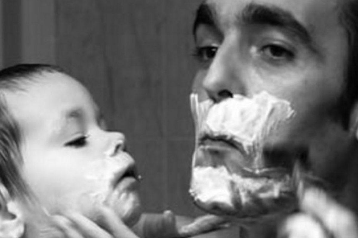 Los padres e hijos también tienen una conexión especial. Foto:Wikicommons