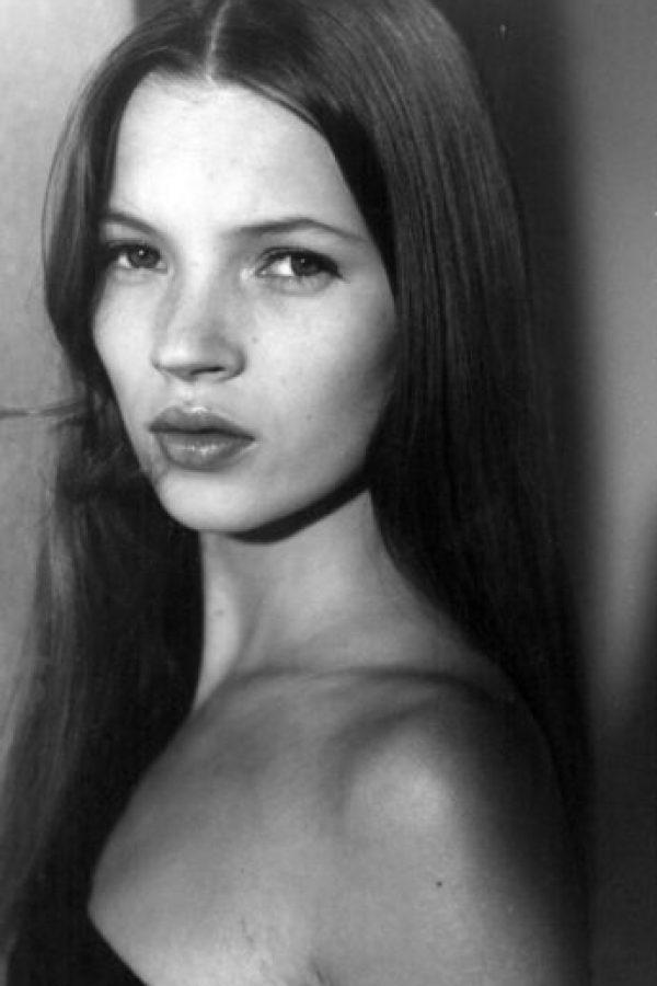Kate Moss fue el ícono de la juventud. Foto:vía Vogue