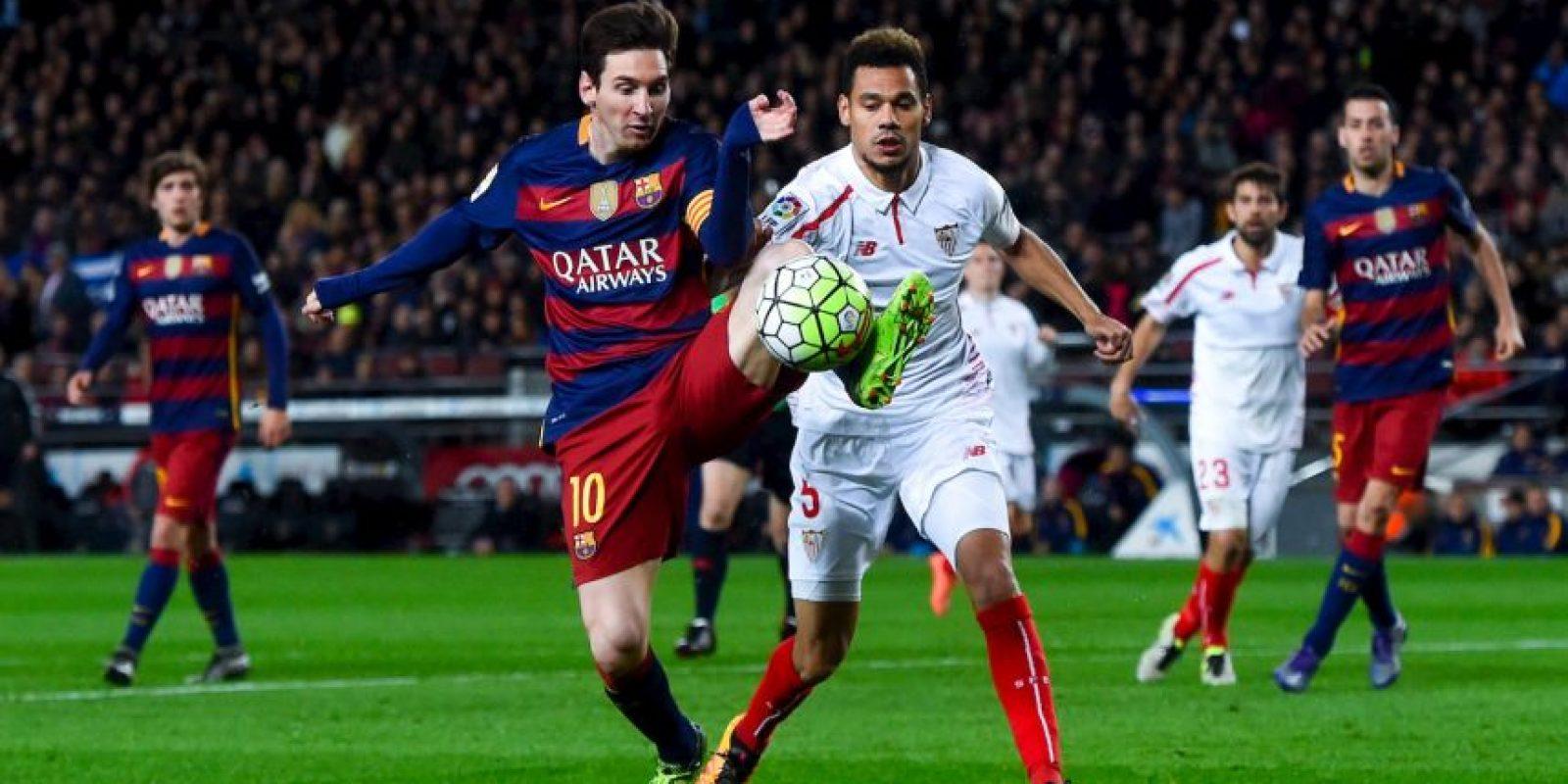 Los culés son los campeones de la Liga de España Foto:Getty Images