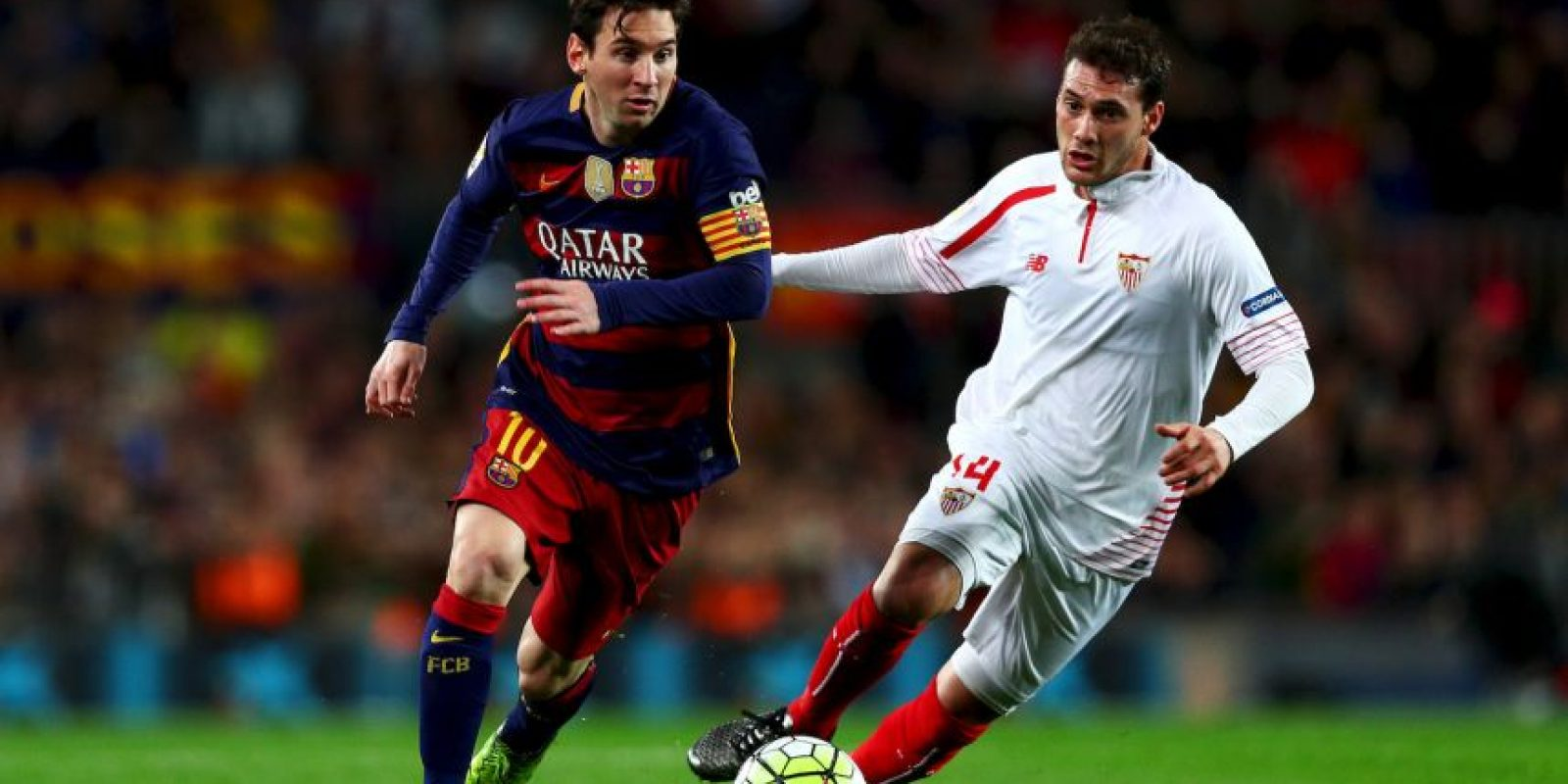 Barcelona vs. Sevilla se miden en la final de la Copa del Rey Foto:Getty Images