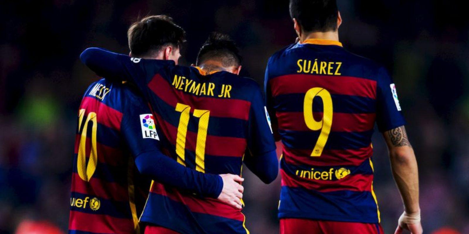 Pero cuando se dio el acercamiento con Barcelona no quiso escuchar más ofertas Foto:Getty Images