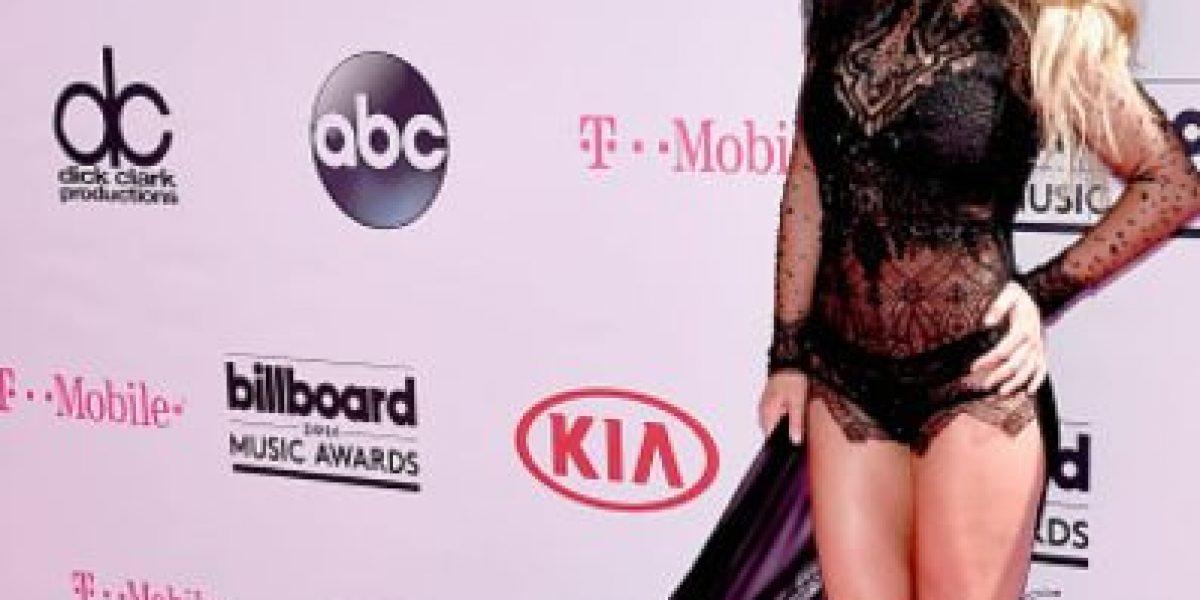 Las peor vestidas de los Premios Billboard 2016