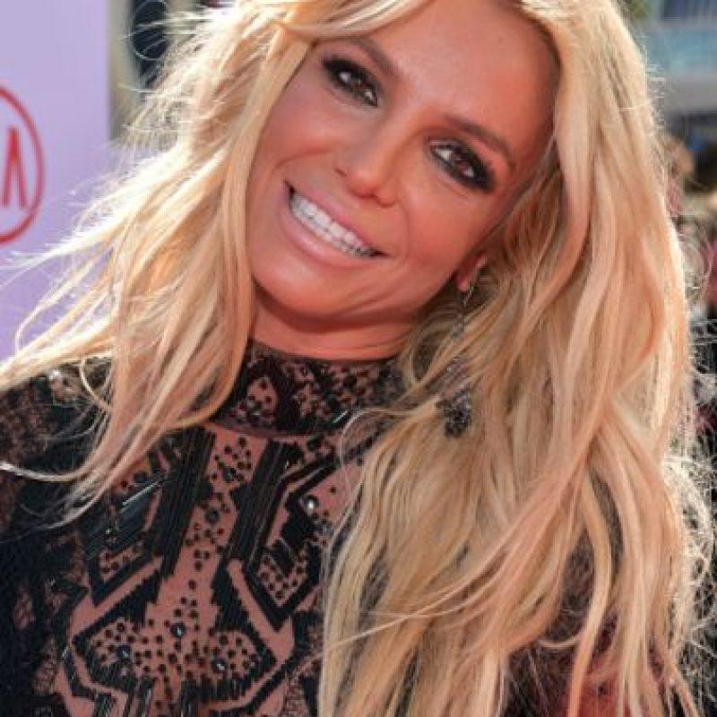 Ella ya tenía retoques estéticos desde hace rato. Foto:vía Getty Images