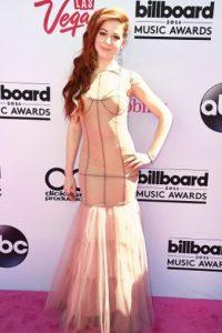 Lindsey Stirling, esto no es un prom. Foto:vía Getty Images