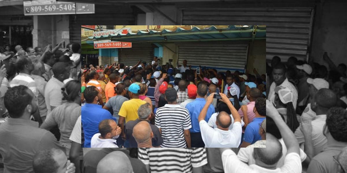 Sector Comercio dice protestas están afectando actividad económica del país