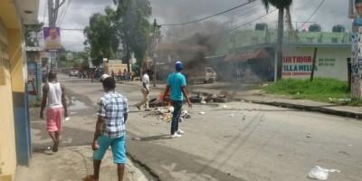 Tiroteo en Junta Electoral de Santo Domingo Norte