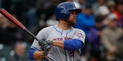 Lucas Duda pasa a la lista de incapacitados de Mets