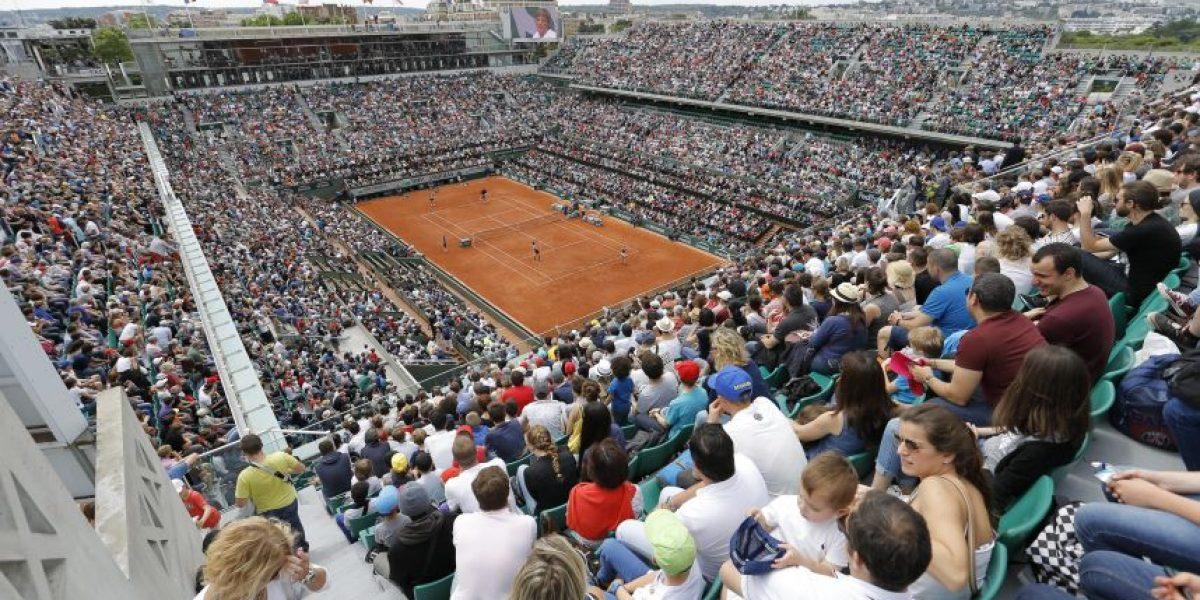 El Grand Slam de Francia en estado de emergencia