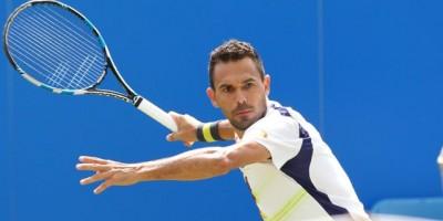 Víctor Estrella en Roland Garros: Illya Marchenko será su rival de 1ra ronda