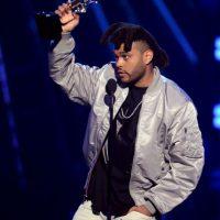 The Weeknd, el más ganador. Foto:Getty Images