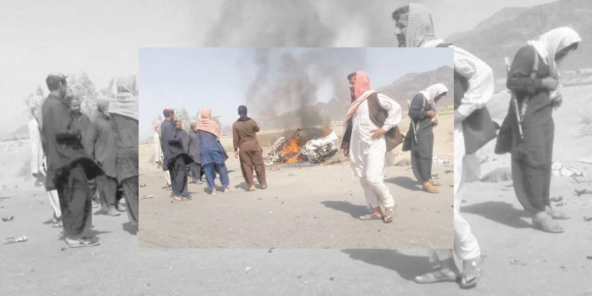 Estados Unidos da muerte al líder de los talibanes afganos con dron