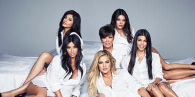 La familia años después, posando para Cosmopolitan. Foto:vía Cosmopolitan