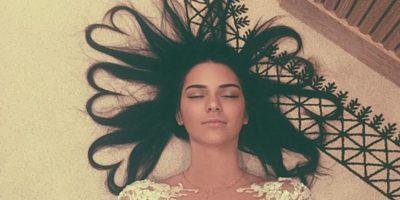 Kendall Jenner quiere ser ícono de estilo. Foto:vía Instagram