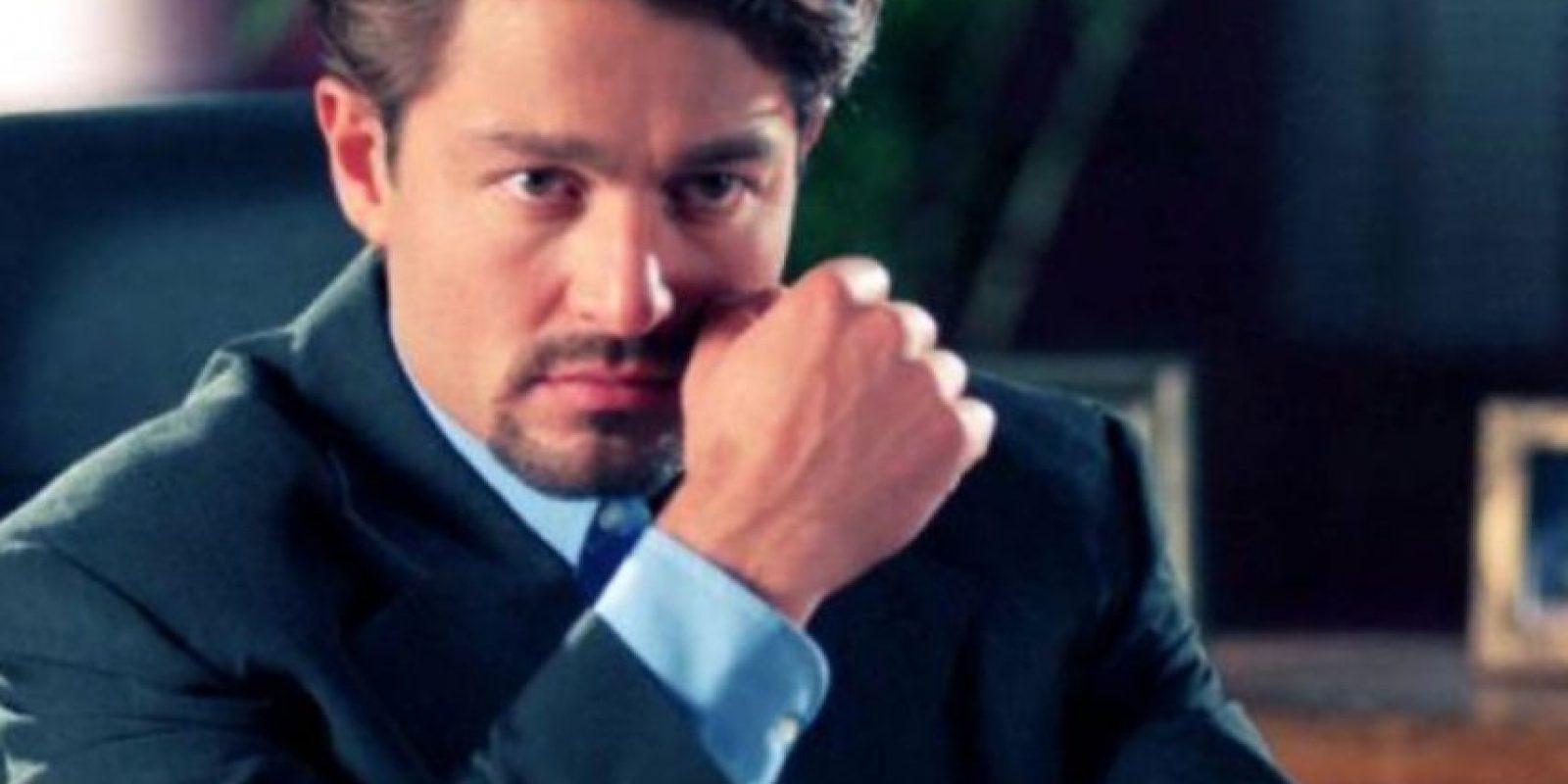 ¿Por qué los galanes siempre son impecables? Foto:vía Televisa