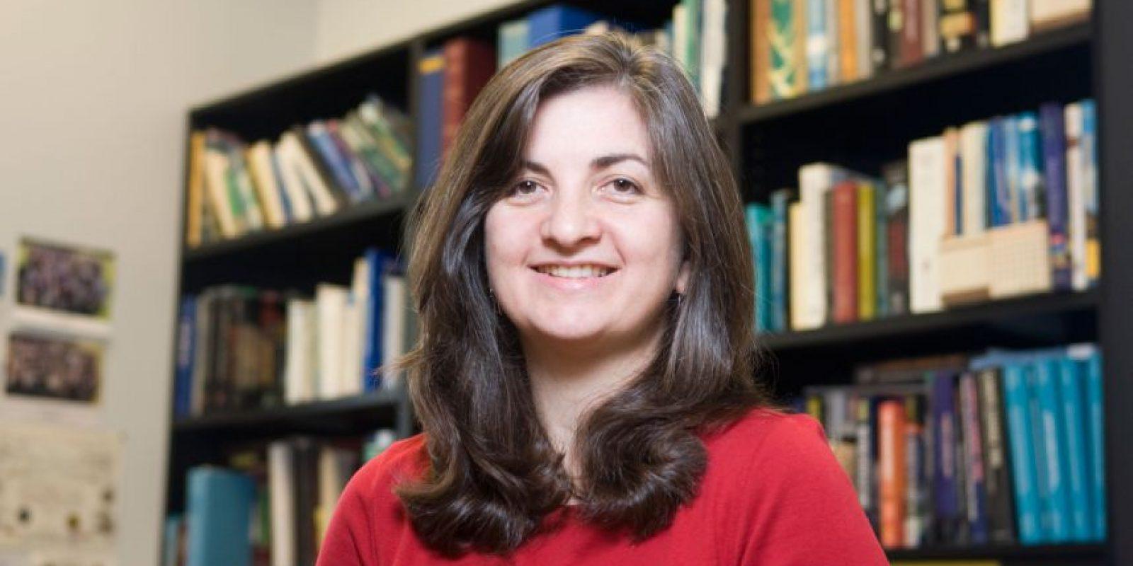 PATRICIA YAGER, Profesora de oceanografía y el cambio climático en la Universidad de Georgia, EEUU