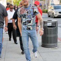 Mientras que McGregor también está cerca de volver a la UFC. Foto:Getty Images