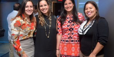 Annerick Simo, Ana Fernandez, Ivonne Acosta, Vianery Hernandez Foto:Fuente Externa
