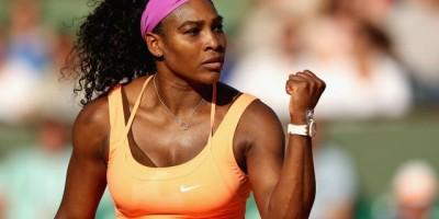 Serena Williams clasifica para la segunda ronda de Roland Garros
