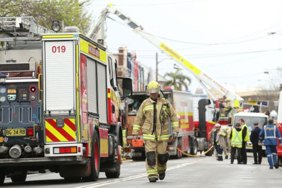 Tres mil 240 personas murieron por causas relacionadas a un incendio, 21% menos que en 2004 Foto:Getty Images