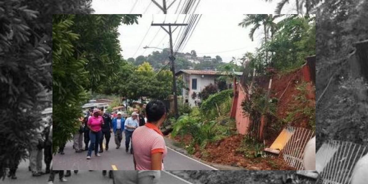 Muere anciana arrastrada por una cañada que creció a causa de las lluvias