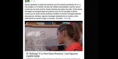 """""""Soy más que una suma"""". Foto:vía Facebook"""