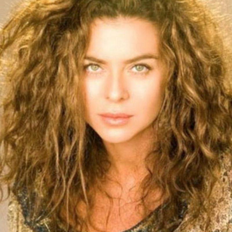 """Margarita Rosa de Francisco, """"Gaviota"""" en """"Café con Aroma de Mujer"""", fue reina de belleza. Foto:vía RCN"""