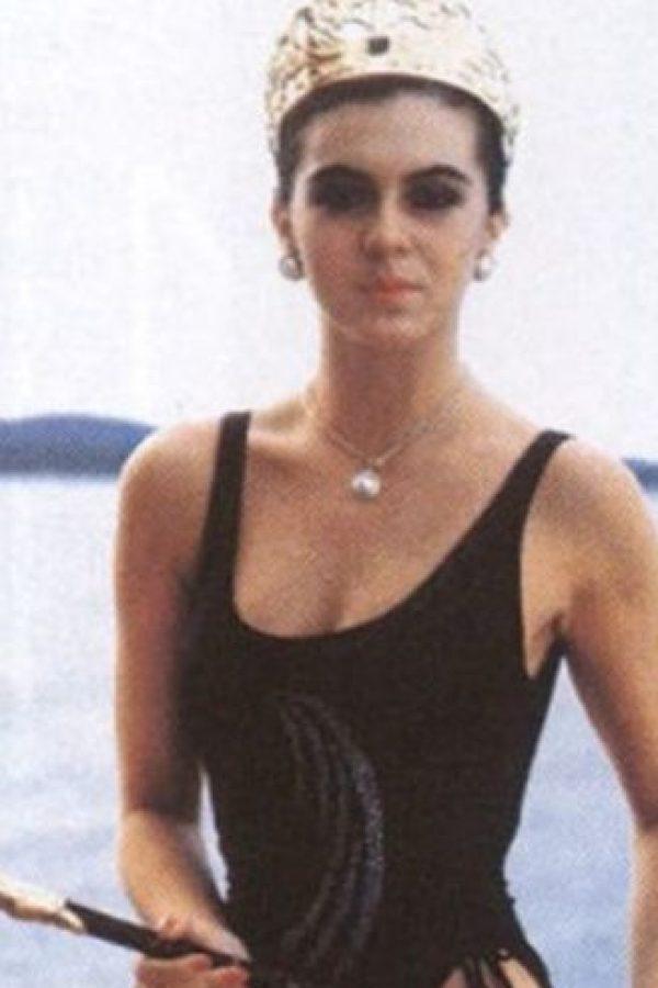 Fue virreina de Colombia en 1984. Foto:vía ColArte
