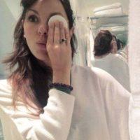 Es una actriz seria y comprometida. En Colombia la adoran por su falta de pretensiones. Foto:vía Facebook