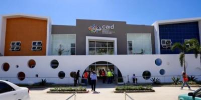 Cándida Montilla inaugura la capilla del CAID de Santiago