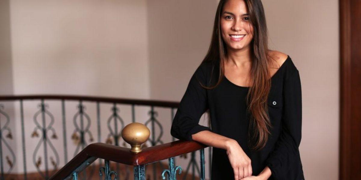 """Tatiana Fernández Geara: """"A través del cine quiero revalorizar el rol de las nanas"""""""