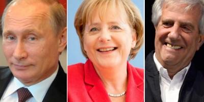 Otros mandatarios felicitan a Danilo Medina por triunfo electoral