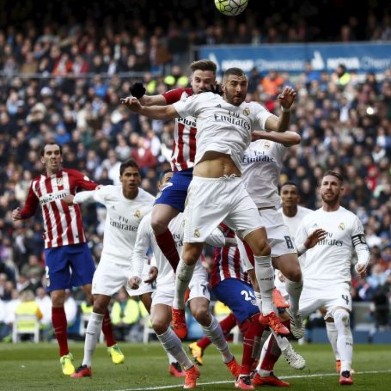 Real Madrid vs. Atlético de Madrid se miden en la final Foto:Getty Images