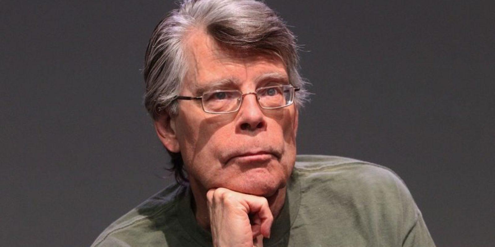 Stephen King Foto:Wikipedia