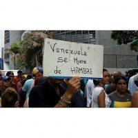 Uno de los hashtags principales es #SOSVenezuela Foto:Instagram.com