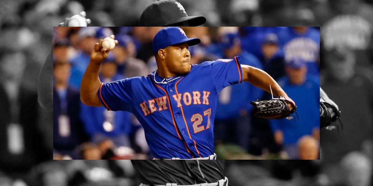 Jeurys Familia fijó récord en Mets con 32 rescates en fila