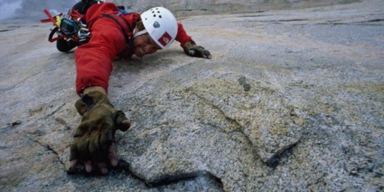 Alex Lowe y David Bridges murieron en octubre de 1999, en el monte Shishapangma, en el Tibet. Foto:Alexlowe.org