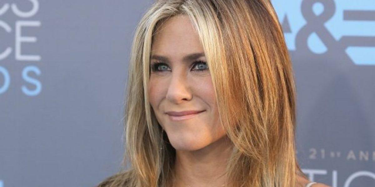 Murió la madre de Jennifer Aniston