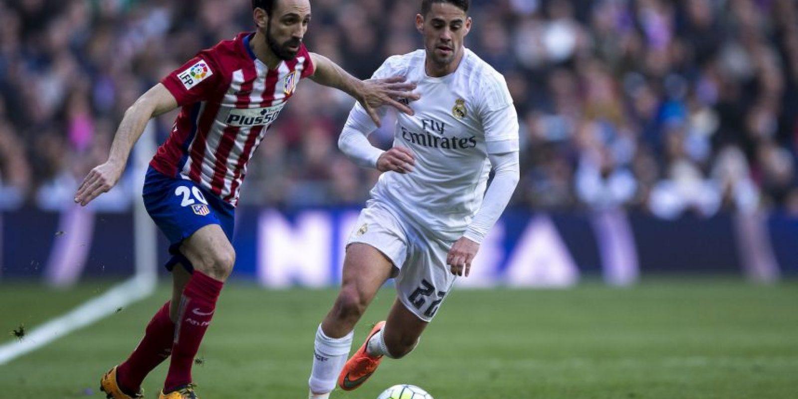 Repiten el derbi de Madrid dos años después Foto:Getty Images