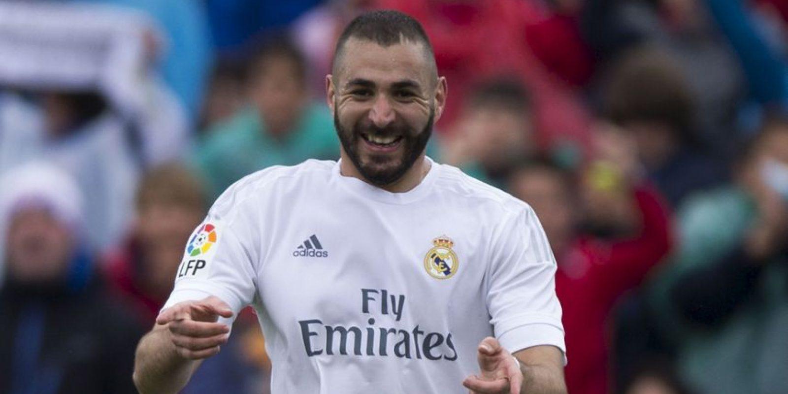 Karim Benzema Foto:Getty Images