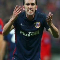 Diego Godín Foto: Getty Images