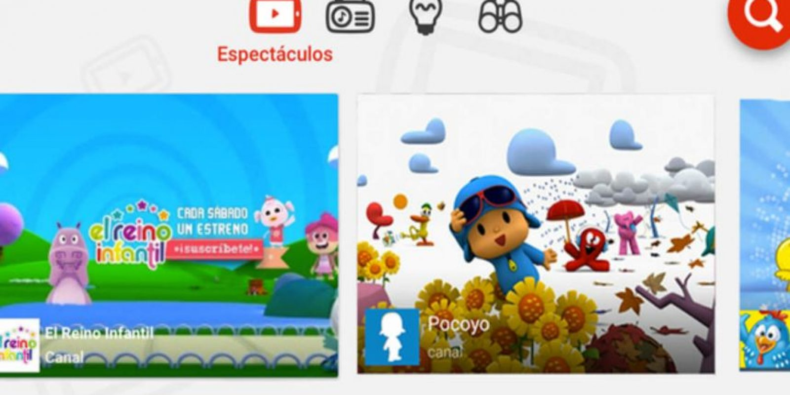 2.- YouTube Kids Foto: App Store